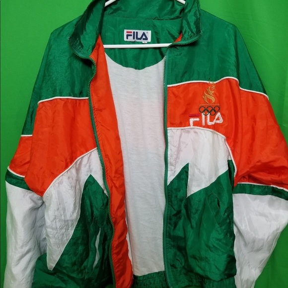 dd936d693ea Fila Jackets & Coats | Vintage Windbreaker | Poshmark